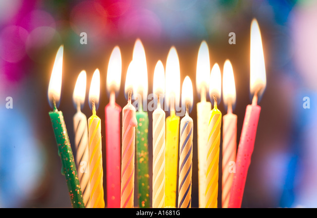 Glowing Candle Stock Photos Glowing Candle Stock Images Alamy