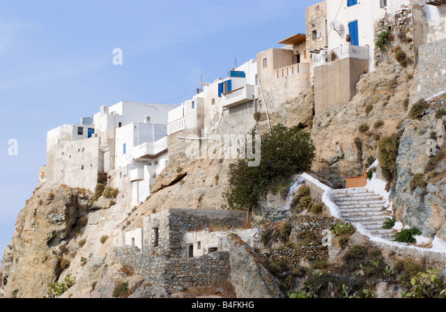 serifos chora stock photos serifos chora stock images alamy. Black Bedroom Furniture Sets. Home Design Ideas