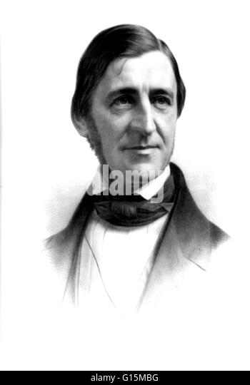 transcendentalist american essayist A ralph waldo emerson (1803-1882) - american essayist and poet, a leader of the philosophical movement of transcendentalism influenced by such schools of thought as english romanticism, neoplatonism, and hindu philosophy.