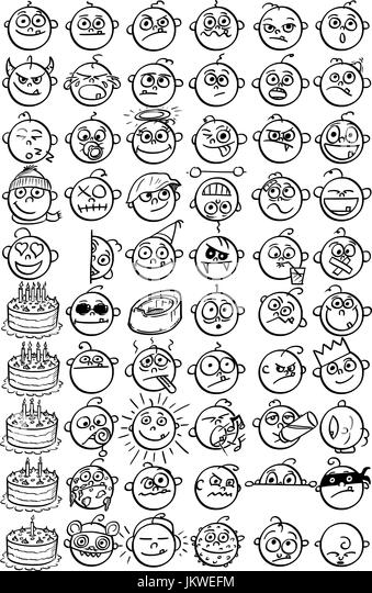 Smiley Faces And Emoticons Stock Photos Smiley Faces And Emoticons