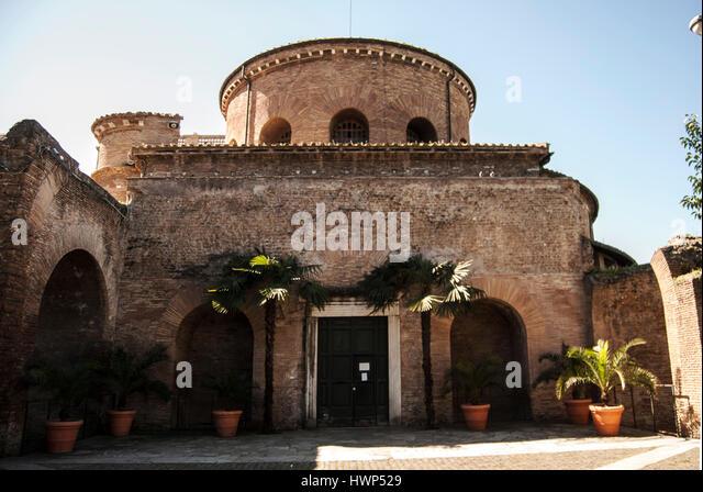 Hotel Santa Costanza Rome Plan