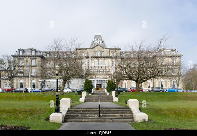 Victorian spa stock photos victorian spa stock images - Matlock hotels with swimming pools ...