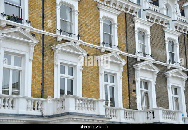Houses In Notting Hill London Stock Photos & Houses In Notting ...