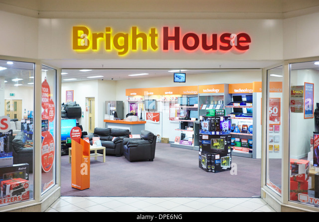 Bright House Store Stock Photos Bright House Store Stock Images Alamy