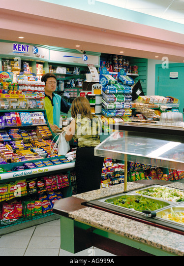 how to run a small grocery store