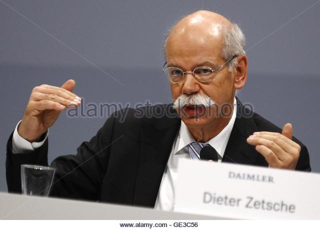 Ceo daimler group stock photos ceo daimler group stock for Mercedes benz ceo