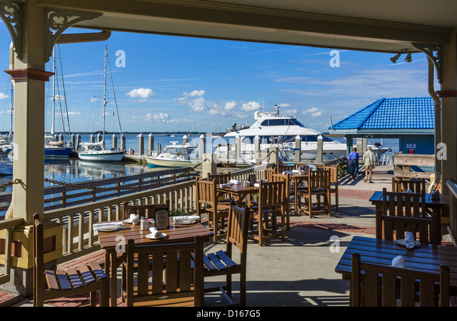 Brett S Waterway Cafe Fernandina Beach Florida