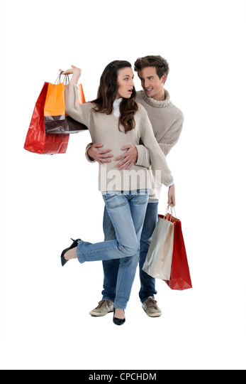 Couple Stood Face Face Stock Photos &amp- Couple Stood Face Face Stock ...