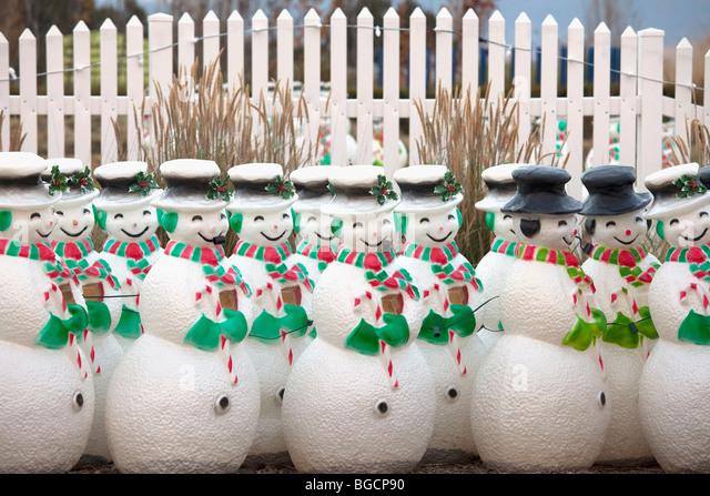 Snowman Sculpture Stock Photos Snowman Sculpture Stock Images Alamy