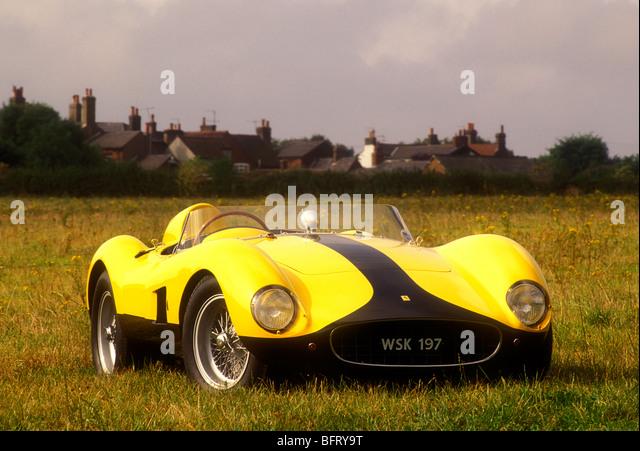Ferarri Testa Rosa Sports Racing Car From The 1950u0027s   Stock Image