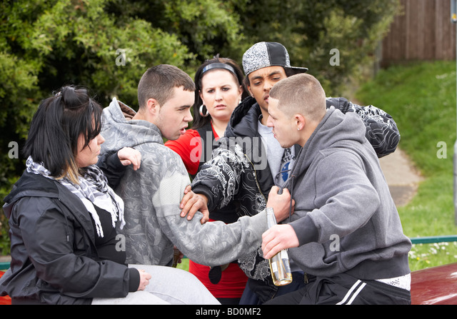 Anti Social Behaviour Stock Photos & Anti Social Behaviour ...