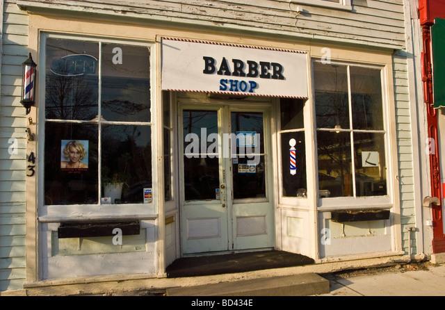 Barber Shop Ithaca : Barber Shop, Trumansburg, , Finger Lakes region, New York, NY, USA, US ...