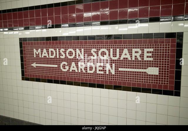 Subway Sign Mosaic Stock Photos Subway Sign Mosaic Stock Images Alamy