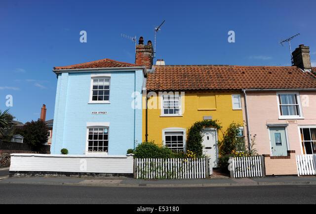 Aldeburgh Cottage Stock Photos Amp Aldeburgh Cottage Stock