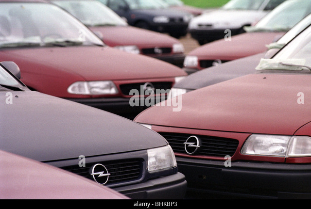 General motors poland stock photos general motors poland for General motors cars brands