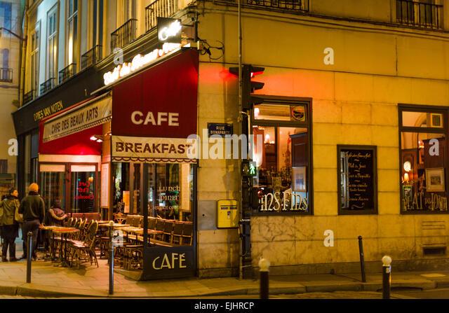 Cafe Le Nemours Paris Menu