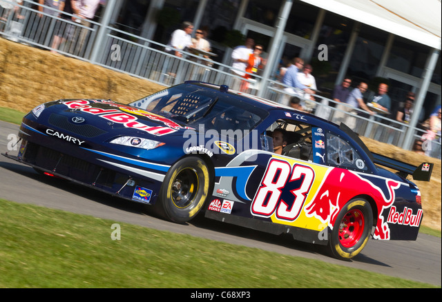 Toyota Camry Red Stock Photos  Toyota Camry Red Stock Images  Alamy