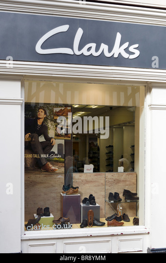 Clarks Shoes Leicester City Centre