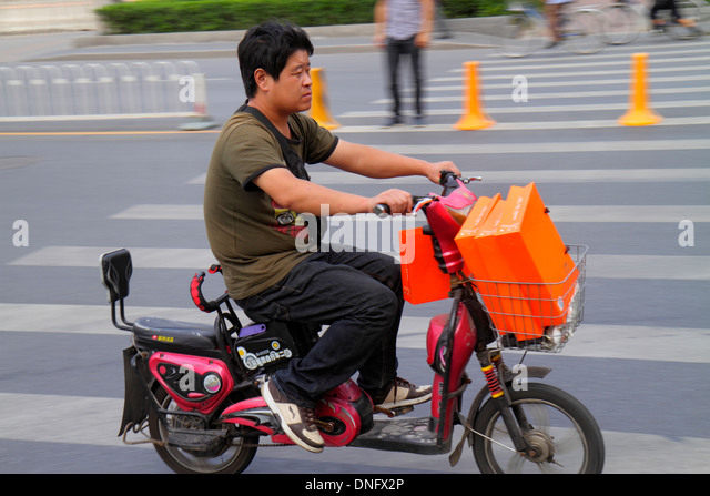 Asian motor scooters
