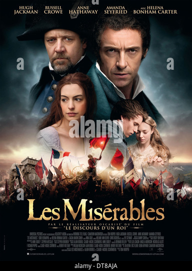Russell crowe les miserables poster - photo#11