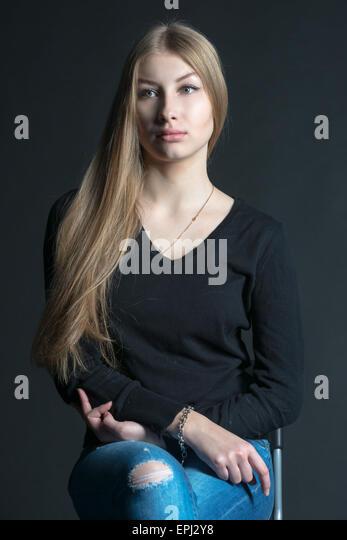 Early teens russian teen