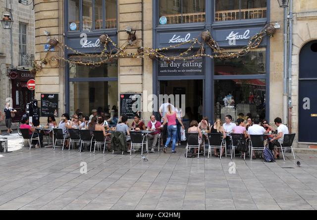 Restaurant Place Du Parlement Rennes