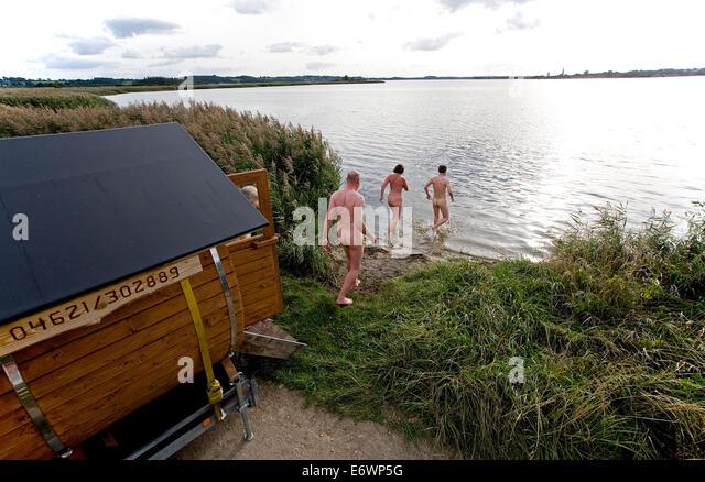 mobile sauna stock photos mobile sauna stock images alamy. Black Bedroom Furniture Sets. Home Design Ideas
