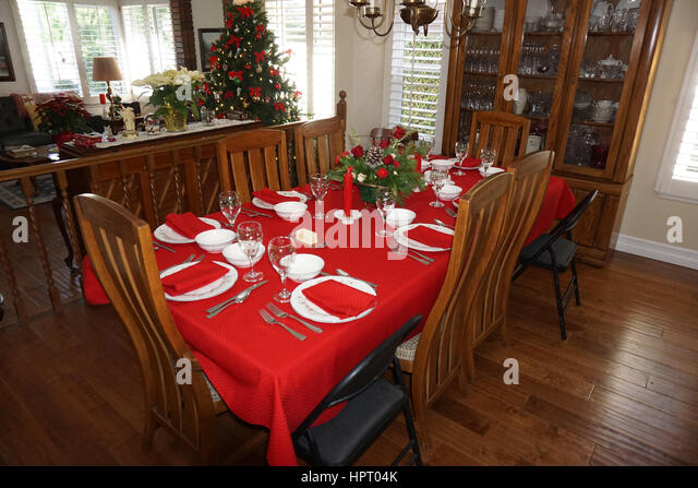 dining room table cloth stock photos dining room table cloth stock