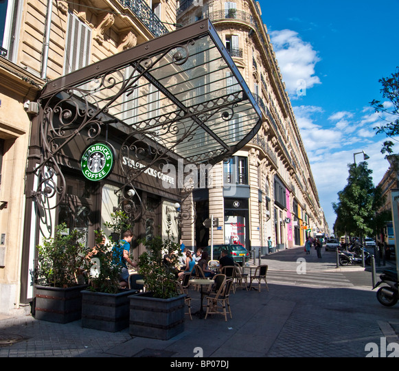 starbucks to france This case starbucks in france, teething problems focus on starbucks was the  largest specialty coffee shop chain in the world in 35 years of its operation,.