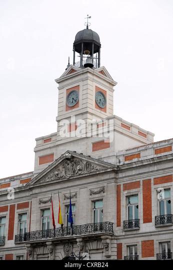 Casa de sol stock photos casa de sol stock images alamy for Correo comunidad de madrid