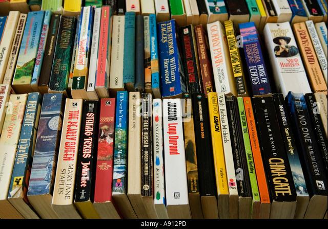 Paper Back Spine Stock Paper Back Spine Stock Images - Alamy