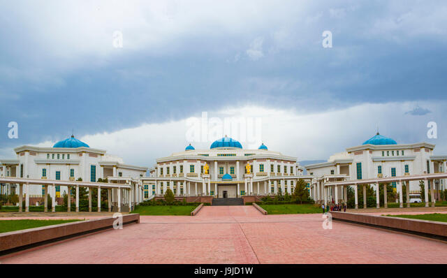 Turkmenistan, Ashgabat City, National Museum of History and Ethnography - Stock Image