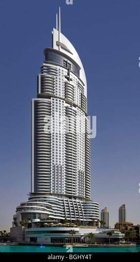 Address hotel stock photos address hotel stock images for Address hotel dubai
