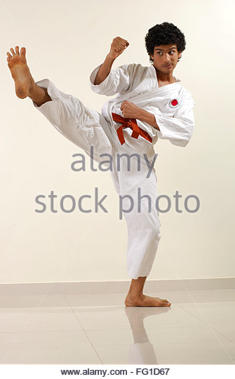 karate indian stock photos karate indian stock images