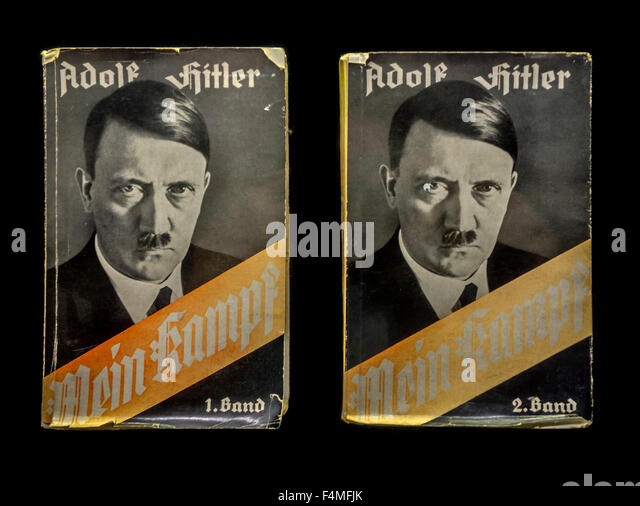 the application of propaganda in mein kampf an autobiographical book by adolf hitler For 70 years, historians studying the life of adolf hitler have worked on the basis that mein kampf was his only attempt at an autobiography written partly in his cell at landsberg prison in .