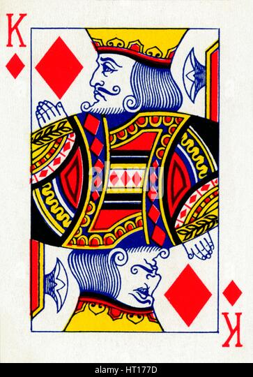 King Of Diamonds Stock Photos & King Of Diamonds Stock ...