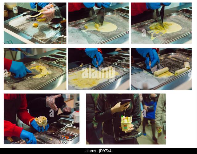 ice cream making process pdf