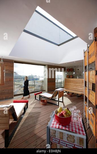 sauna stock photos sauna stock images alamy. Black Bedroom Furniture Sets. Home Design Ideas
