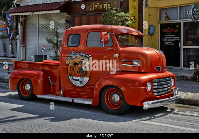 Gut gemocht Customized Ford Pick Up Truck Stock Photos & Customized Ford Pick  QH82