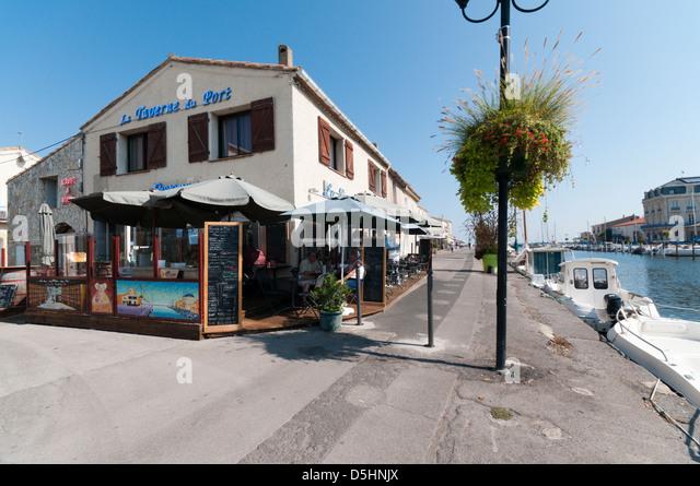 Restaurant marseillan port