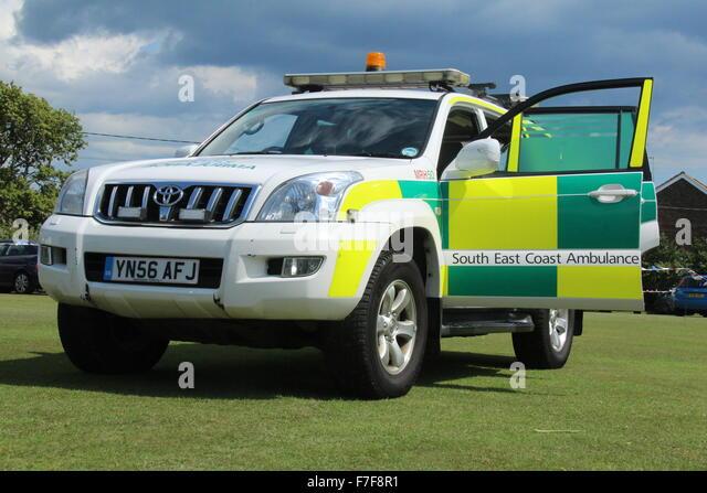 South East Coast Ambulance Stock Photos Amp South East Coast