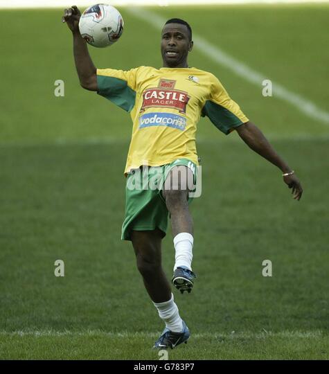 Lucas Soccer Player: Lucas Radebe Stock Photos & Lucas Radebe Stock Images
