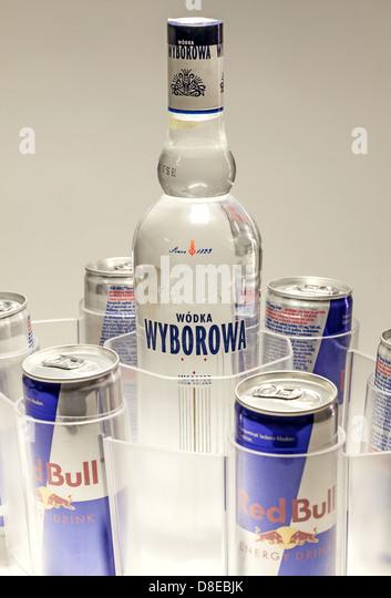 wodka red bull
