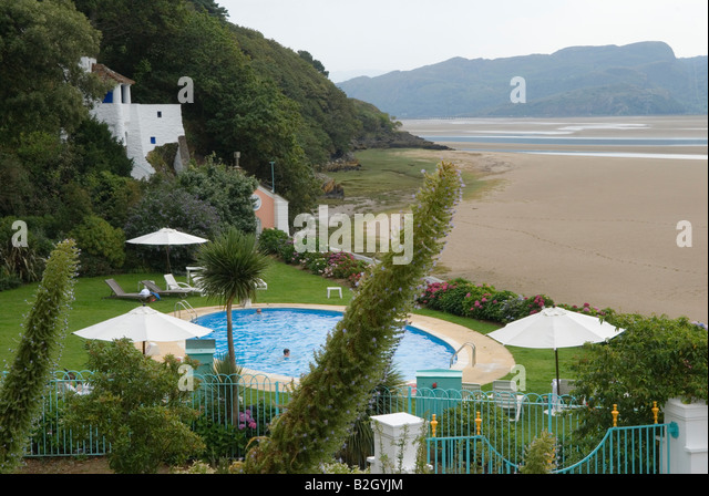 Merion stock photos merion stock images alamy for North wales hotels with swimming pools