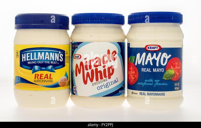 Hellmann's Mayonnaise Stock Photos & Hellmann's Mayonnaise ...