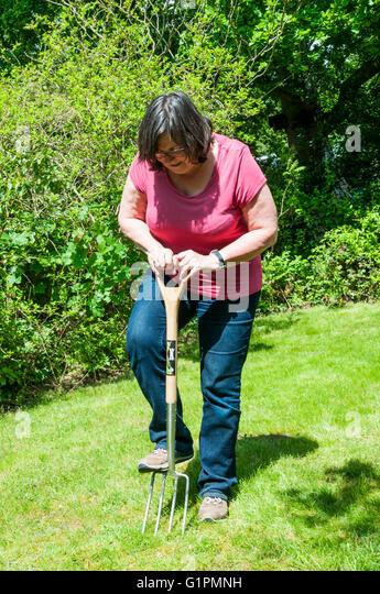 Soil compaction stock photos soil compaction stock for Soil 7t7 woman