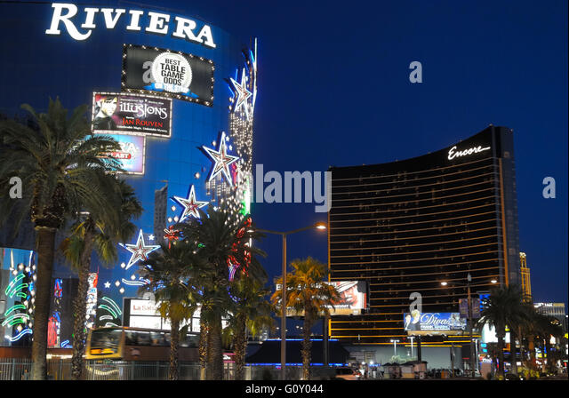 Riviera hotel and casino in las vegas nv