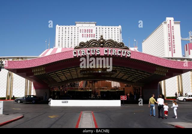 Circus Circus Hotel Casino Theme Park Las Vegas Gunstige