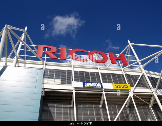 Ricoh Arena Car Park B
