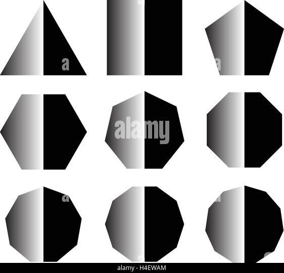 Heptagon Shape Stock Photos & Heptagon Shape Stock Images - Alamy